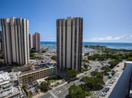 Photo de l'hôtel: Partial Ocean View 1 Queen Bed Condo 13-49