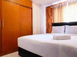 Hotel fotoğraf: 1BR The 18th Residence Near Epicentrum By Travelio