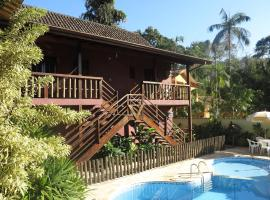 Hotel Photo: Pousada da Villa Itamambuca