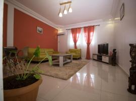 Hotel photo: Dakar city Apartment Felix Faure