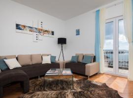 Hotel photo: MK-elegant apartment with a sea view balcony