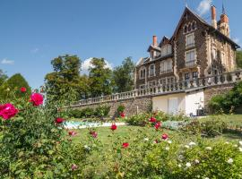 Hotel Photo: Le Manoir d'Alice Chambre d'hotes