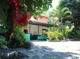 Hotel near Puerto Armuelles
