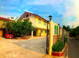 Hotel photo: The Train Guesthouse