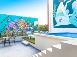 Hotel photo: Suites Calle 8