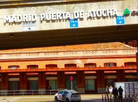 Hotel photo: VILLA DE MADRID-ATOCHA