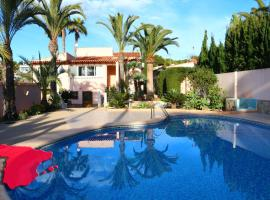 Hotel photo: Los Pinos CostaBlancaDreams