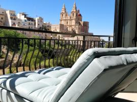 Hotel photo: Mellieha Apartment with Valley and Sea Views