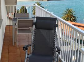 Hotel photo: Apartamento Praia de Quenxe
