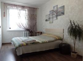 Hotel photo: Apartment near metro Malinovka