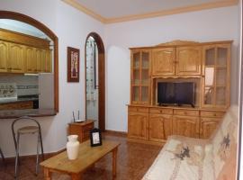 Hotel photo: Apartamentos Casa Candelaria