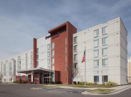 A picture of the hotel: SpringHill Suites by Marriott Salt Lake City Airport