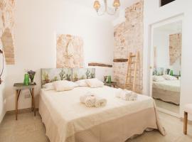 Hotel photo: Manidibianco Apulian Relaxing Stay
