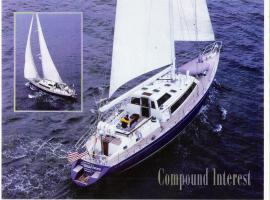 Hotel photo: Compound Interest - Boat