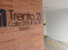 A picture of the hotel: Trento 21 torre 1