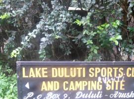 Hotel photo: Lake Duluti camping Site
