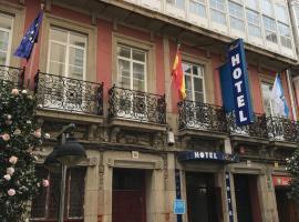 Фотография гостиницы: Hotel Real Ferrol
