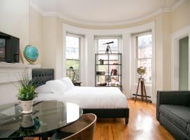 Hotel photo: Pleasant Back Bay Suites by Sonder