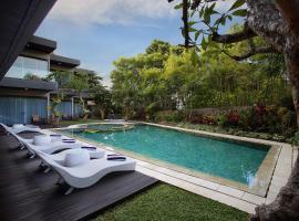 Fotos de Hotel: del Cielo Villa Jimbaran