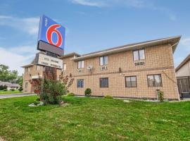 Hotel fotografie: Motel 6 Windsor