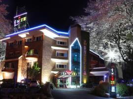 Hotel photo: Olleh Motel Gyeongju