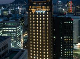 A picture of the hotel: ENA Suite Hotel Namdaemun