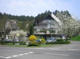 Hotel photo: Waldhotel Tropfsteinhöhle