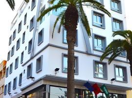 Hotel near Fas