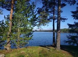 Hotel Foto: Comfortable Cottage at Scenic Lake