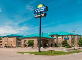 Hotel photo: Days Inn & Suites by Wyndham Brandon