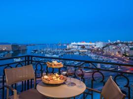 Photo de l'hôtel: King's Blue , Port View Apartment