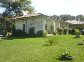 Hotel photo: Hotel Los Jardines de Lallosa