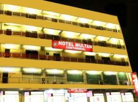 Hotel foto: Hotel Multan Continental