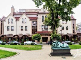 Hotel near Gliwice