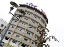 Hotel near Nowoje Medvezhino
