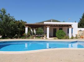 Hotel fotoğraf: can guito es pujols-finca sa caleta , cp: 07818