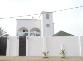 A picture of the hotel: Drammeh's Villa