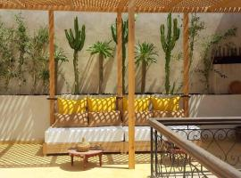 Hotel photo: Chic Riad with private roof top