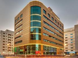 Hotel photo: Comfort Inn Hotel Deira