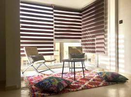 Hotel photo: Annafee 2, Calme, Grand, Confortable, Central