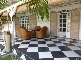 A picture of the hotel: Jolie Villa Créole