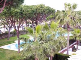 호텔 사진: Apartamento cerca de playa la Barrosa