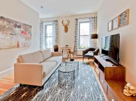 Hotel photo: One-Bedroom on Newbury Street Apt 32
