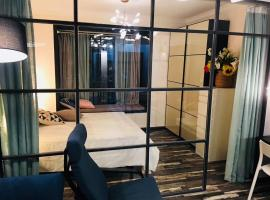 Hotel photo: Snail House Futian CBD Exhibition Center One-Bedroom Apartment