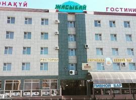 A picture of the hotel: Zhassybi Hotel