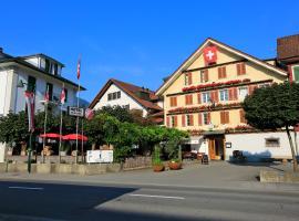 Hotel photo: Landgasthof Schlüssel Alpnach