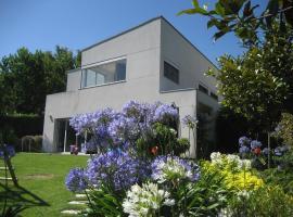 Hotelfotos: Casa de diseño con vistas y piscina