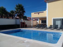 Hotel near Óbidos