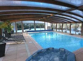 Hotel photo: Logis Hotel-Restaurant Spa Le Lac