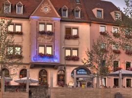 Hotel photo: Hotel Walfisch